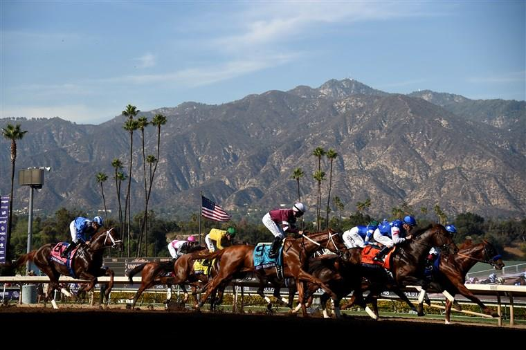 Santa Anita closes fall meet with zero breakdowns