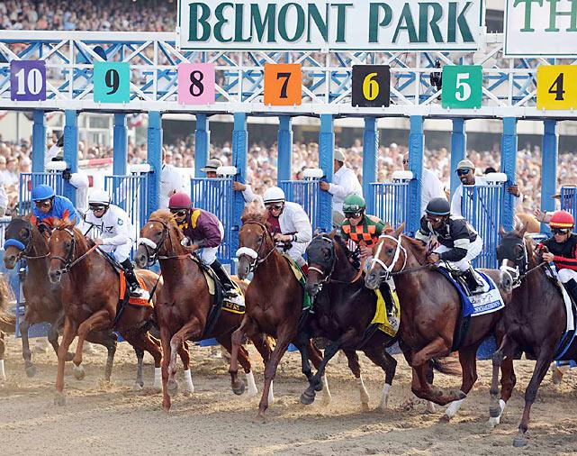 Belmont Stakes is Saturday, but is there a Triple Crown this year?