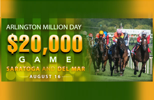 $20,000 Arlington Million Day Game