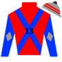 13outsider13 Silks