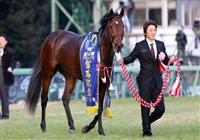 Dream Journey wins the 54th running of the Arima Kinen (GI) at Nakayama Racecourse on December 27th, 2009.