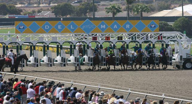 Del Mar increases purses for fall race meet