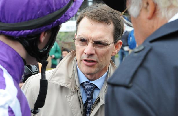 Serpentine's front-running upset wins Epsom Derby for O'Brien