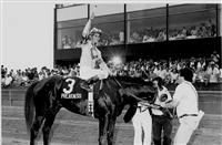 Alex Solis & Snow Chief - 1986 Preakness