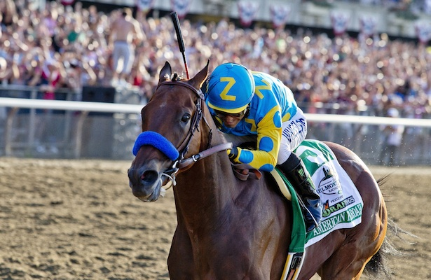 Class of 2015 Top Ten (#1 American Pharoah)
