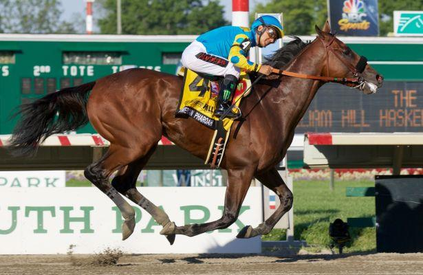 American Pharoah Tops 16 Travers Nominees Horse Racing
