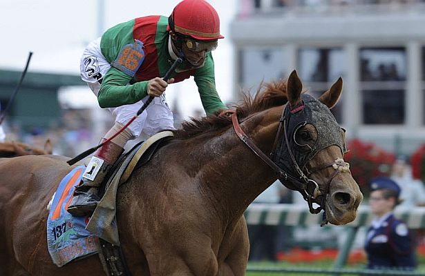 Animal Kingdom Kentucky Derby 615 X 400