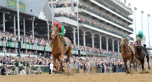 Animal Kingdom and John Velazquez take Kentucky Derby 137