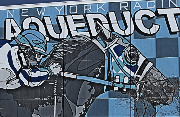 60-1 longshot leads to Pick 6 carryover at Aqueduct Thursday