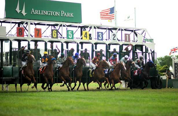 Mister Marti Gras Faces Five Rivals in Washington Park