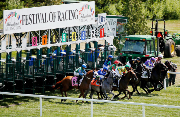 Report: Illinois officials threaten Arlington Park race dates