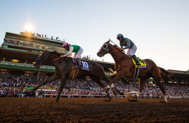 Arrogate_California Chrome_Breeders' Cup Classic 2016_615x400