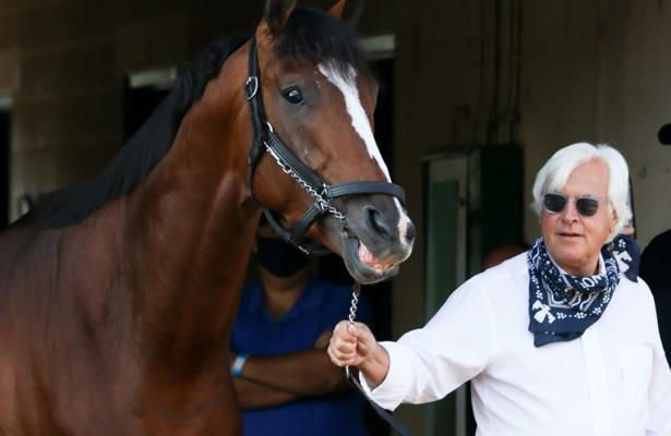 Bob Baffert's long road to another Triple Crown record