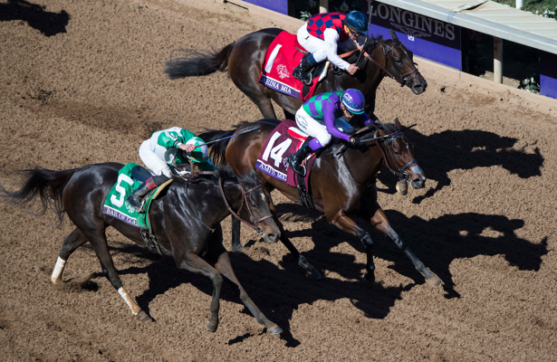 Breeders' Cup adds late Pick 5, Head2Head wagers for 2018 races