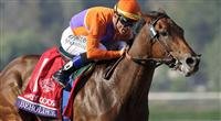 Beholder wins the 2012 Breeders' Cup Juvenile Fillies
