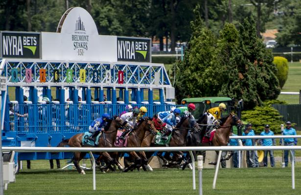 NYRA's focus turns to Belmont; Aqueduct to serve as hospital