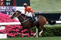 Blazing Speed_QUEII Cup Sha Tin 2015_615x400