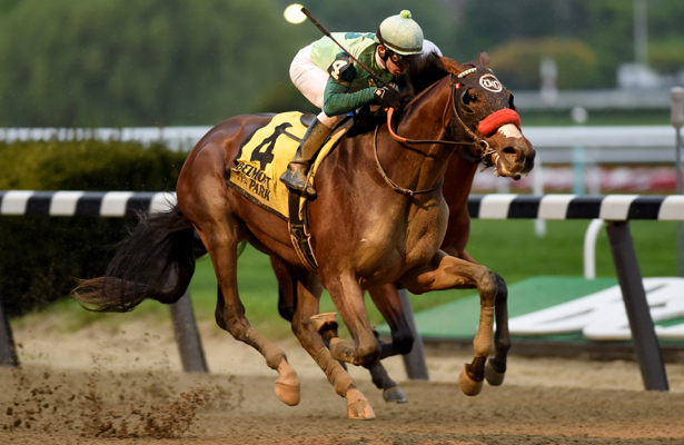 Blended Citizen officially pointing to Belmont Stakes 2018