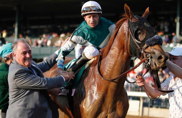 Blue Prize, Correas chase American dream in Breeders' Cup
