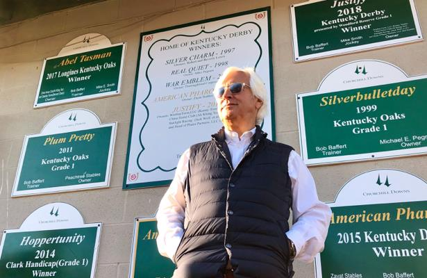 Prospect Watch: Baffert unveils a pair of promising colts