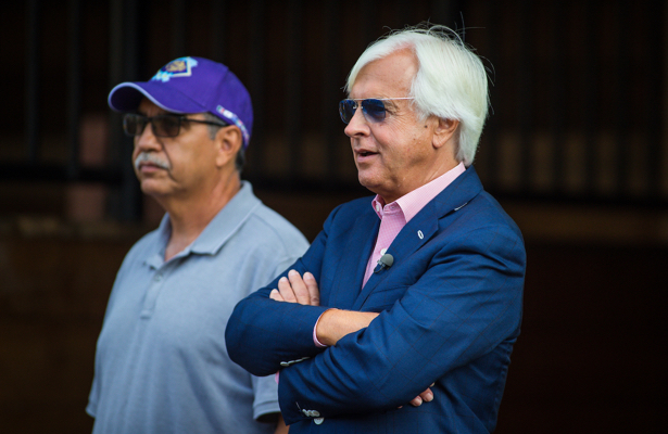 Baffert expects 'statement' race in Breeders' Cup Classic