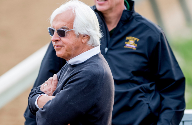 Baffert tackles Saudi Cup challenge with 'experienced crew'