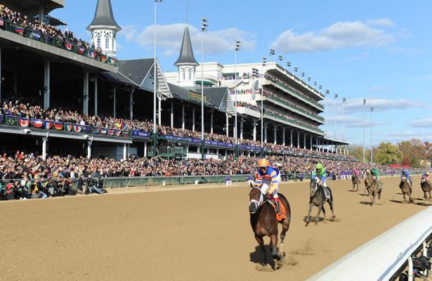 Churchill Downs reports over $162 million net revenue loss