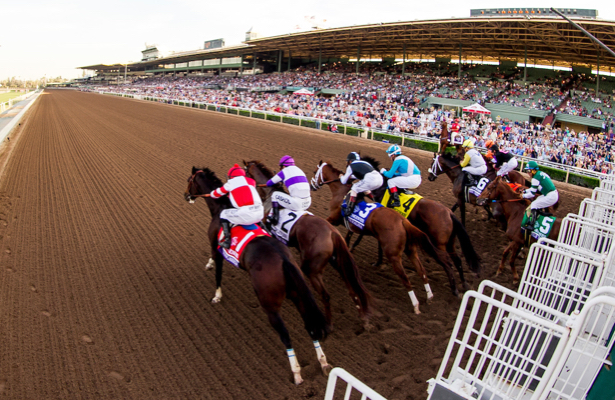$2 million Distaff tops opening day of Breeders' Cup