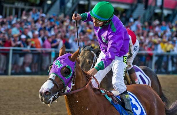 California Chrome Ready for Triple Crown Challenge
