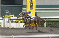 California Whip lands a comfortable 1200m win on Sha Tin's dirt track last month.