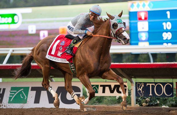 California Chrome - In Rarified Air
