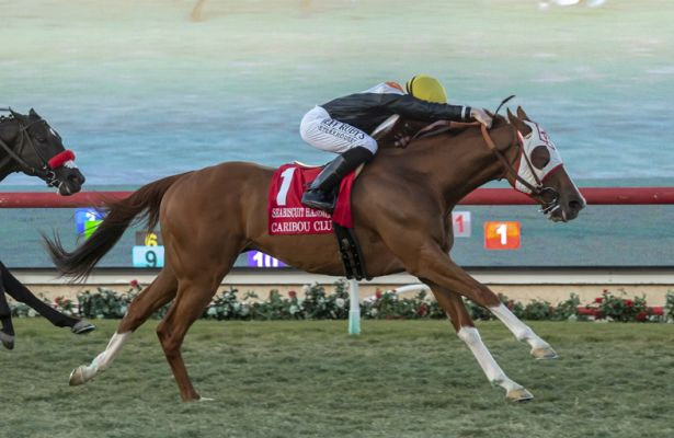Caribou Club Rolls Home In Del Mar S Seabiscuit Handicap