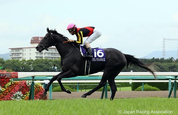 Chrono Genesis grabs Breeders' Cup Turf spot with Takarazuka Kinen win
