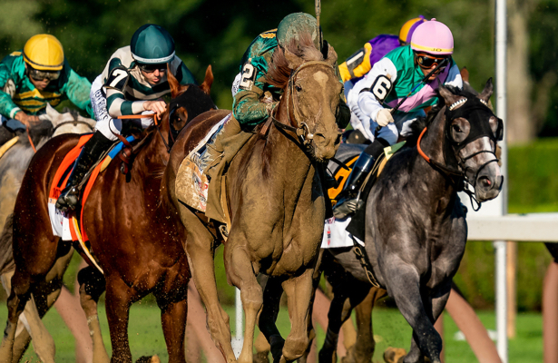 The code of honor strikes late and wins Saratoga Travers Stakes