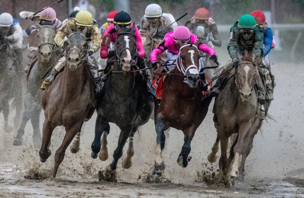 New video key to Maximum Security's Kentucky Derby appeal