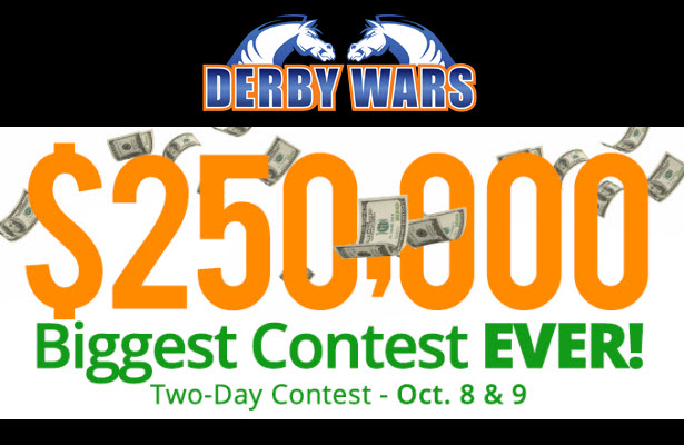 DerbyWars $250,000 Contest