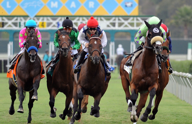 4 horses to bet in Del Mar's opening Friday races