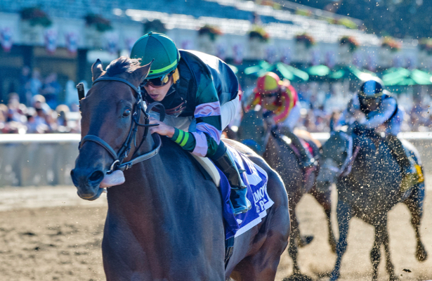 Report: Owners select new trainer for Grade 1 winner Diversify