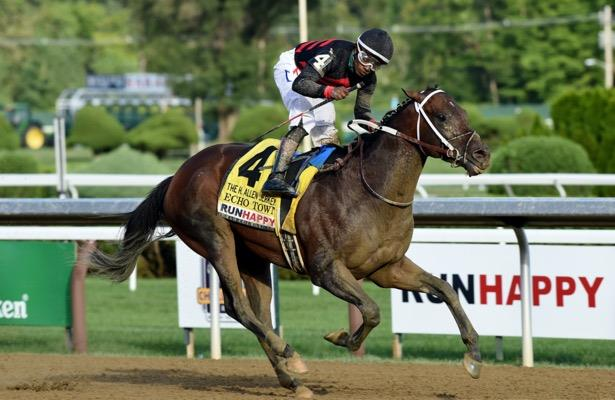 Echo Town turns tables on No Parole in Saratoga's Jerkens