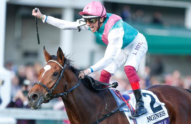 Report: Gosden names a spot for Enable's 5-year-old debut