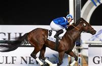 Ertijaal looks a leading contender for the Al Quoz Sprint