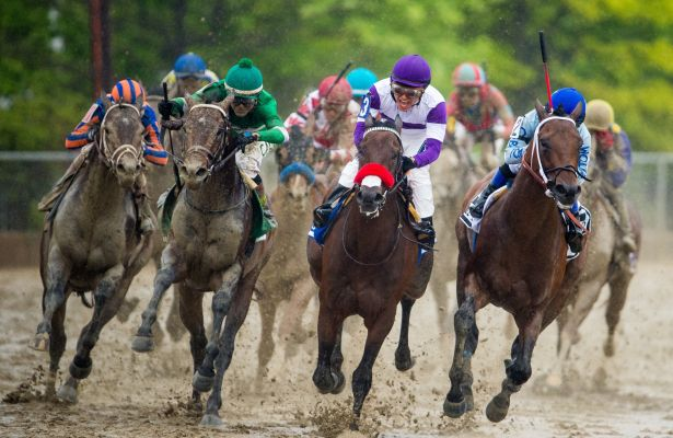 Always Dreaming wins rain-soaked Kentucky Derby