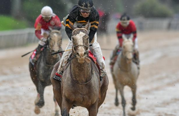 3-year-old pedigrees: Excession one to watch on the Derby trail