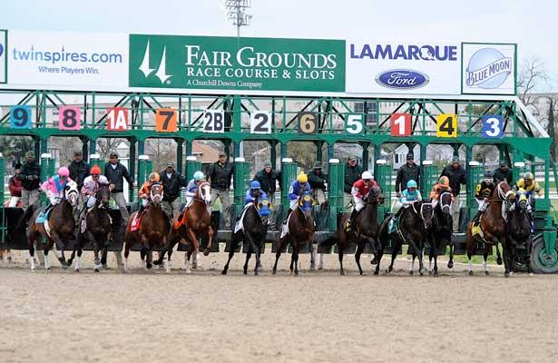 Control Stake Proves Swiftest in Thanksgiving Handicap