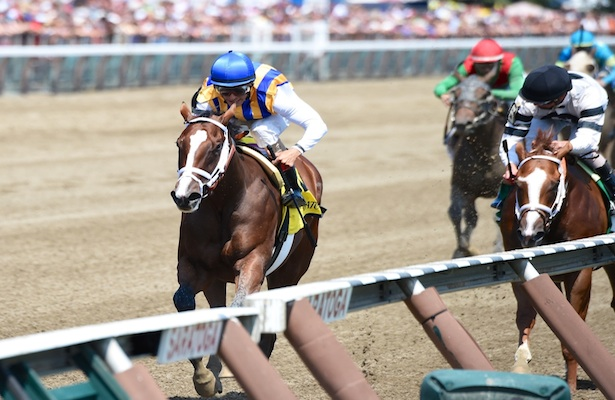 Saratoga Opening Day; Pick 5 Score Explained