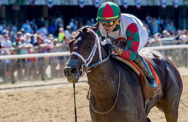 Servis Leans Toward Breeders Cup Dirt Mile With Firenze Fire