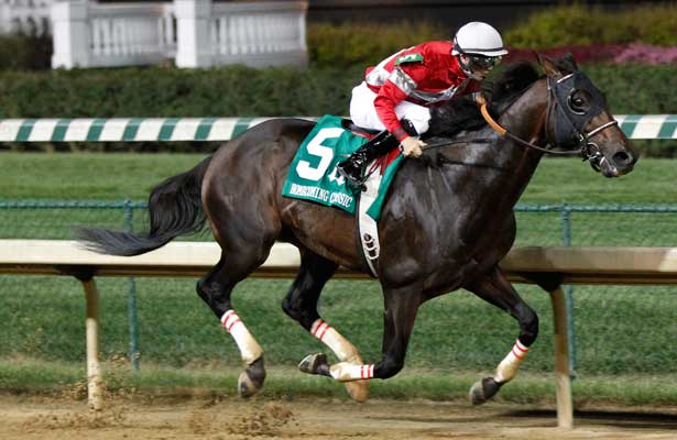 Fort Larned wins 2013 Homecoming Classic.