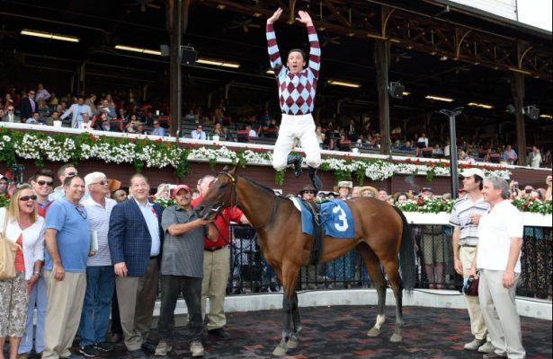 Dettori Honored as World's Best Jockey