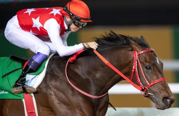 Japanese-based Full Flat upsets Saudi Derby; Americans miss board