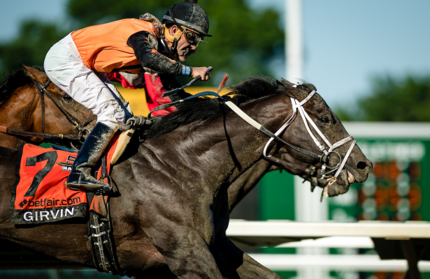 Irish War Cry favored to win today's Haskell Invitational (with latest odds)